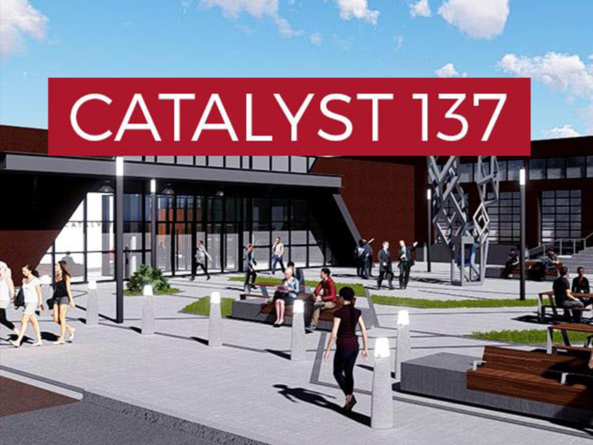 graphic image of future city