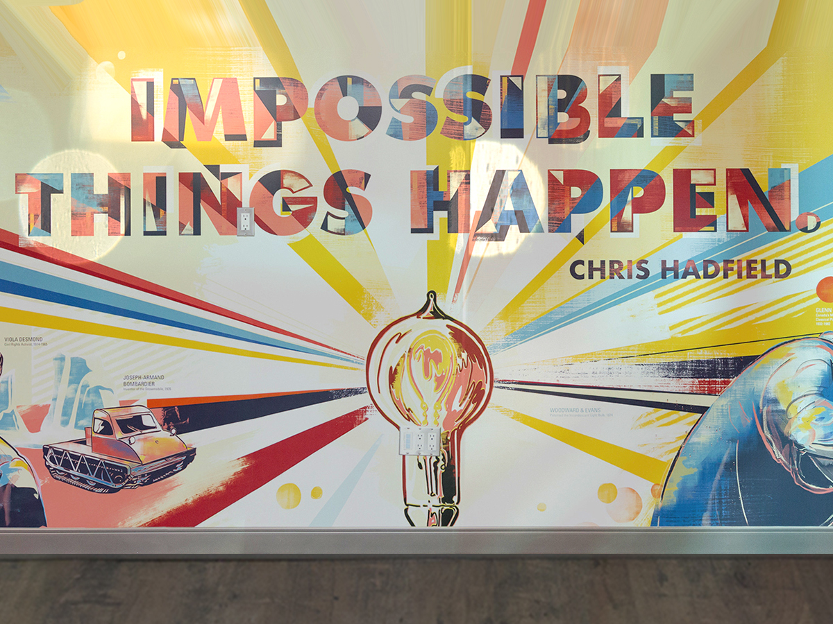 banner image for impossible things happen