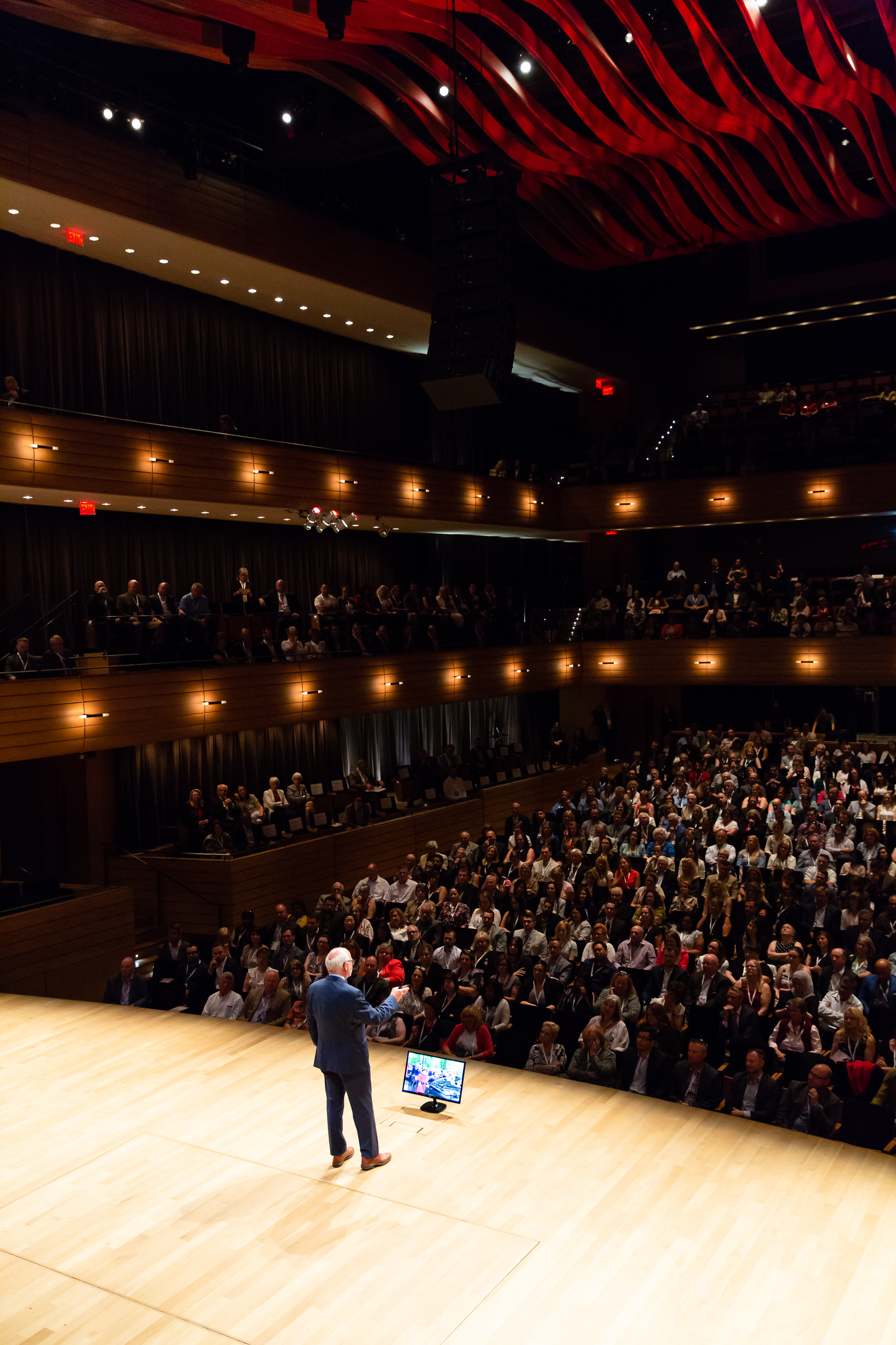 picture of Gore Mutual event and staff