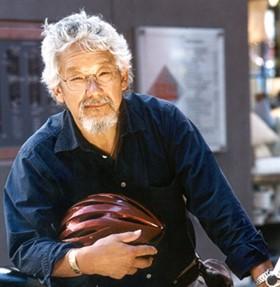 Portrait of Suzuki